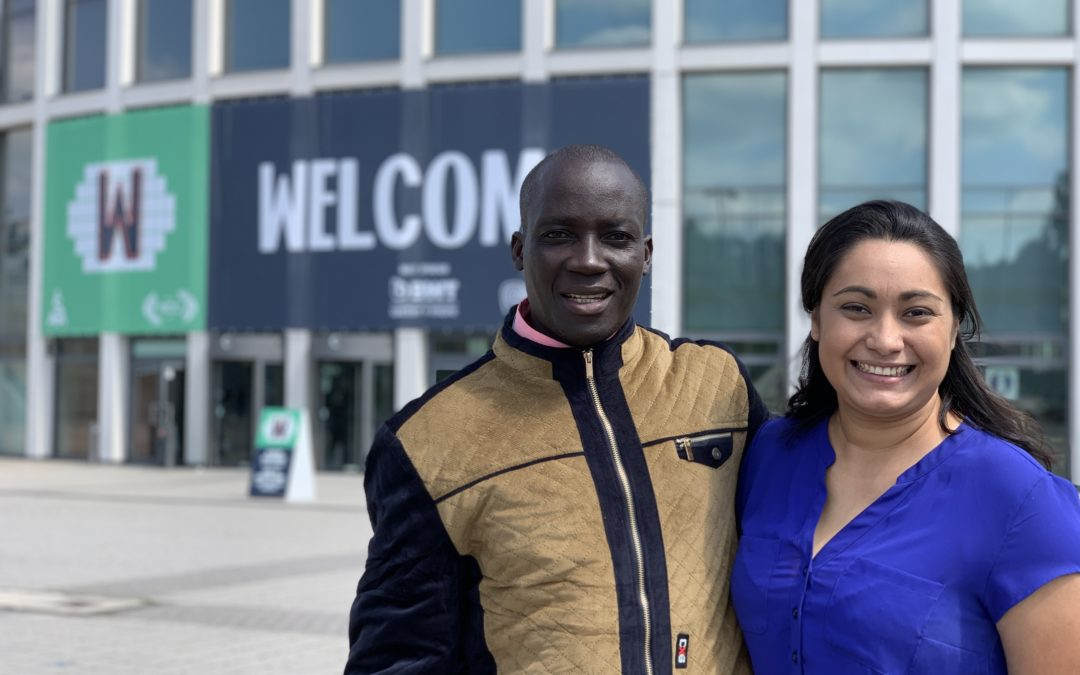 Karina and Christopher: Smallholder Farmers With A Strong Voice