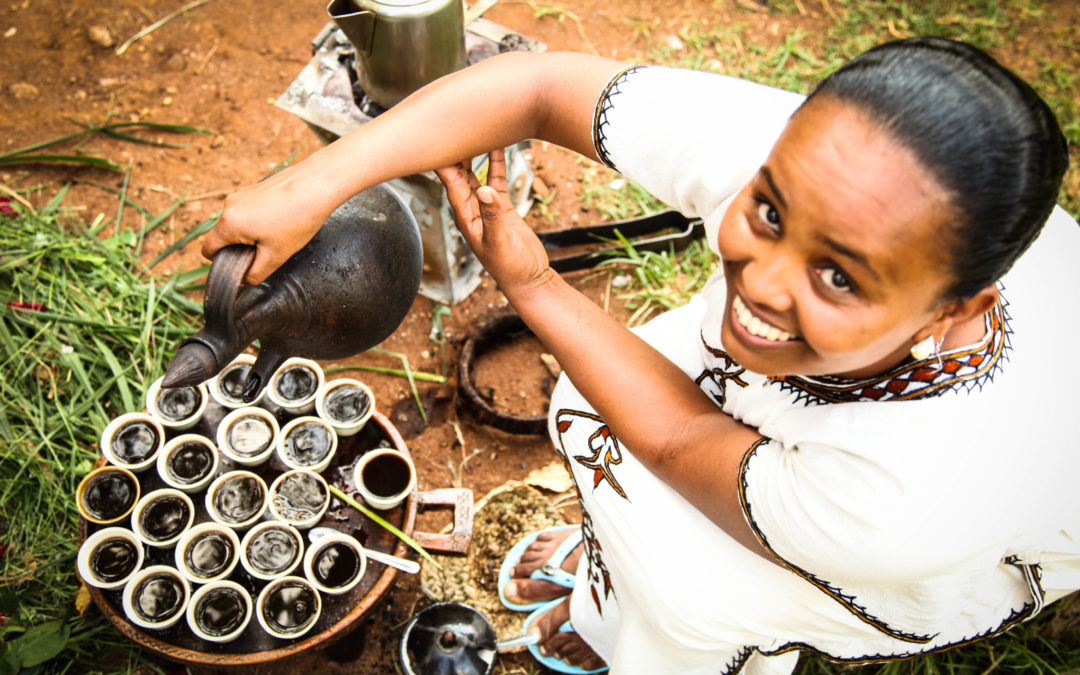 International Coffee Partners starts to work in Ethiopia