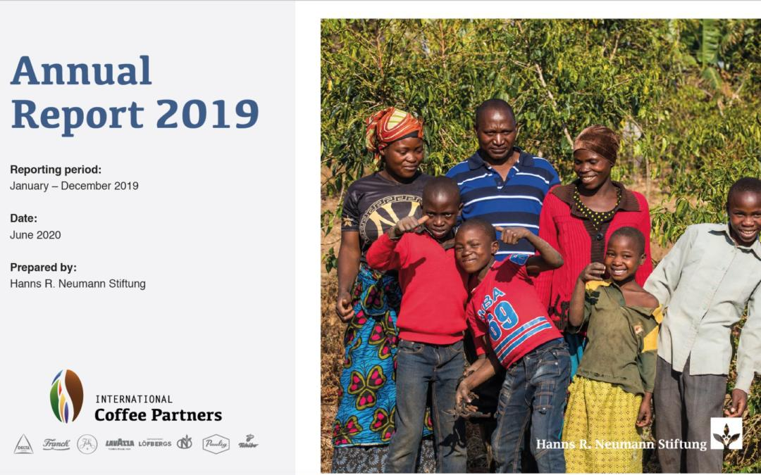 ICP releases Annual Report 2019
