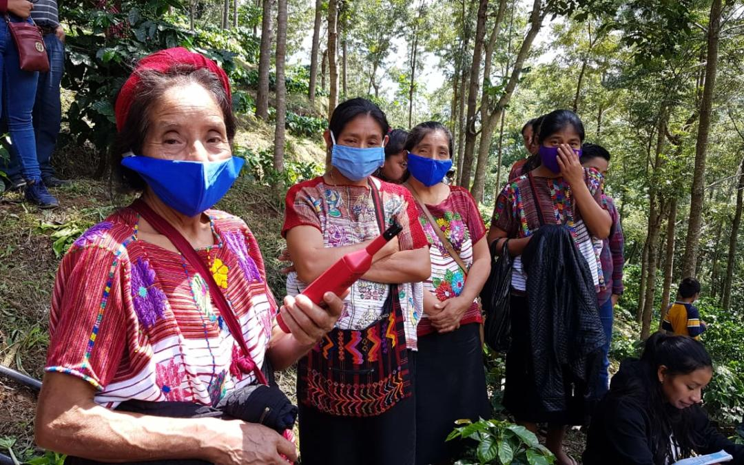 International Coffee Partners: COVID-19 reveals importance to support smallholder families beyond coffee